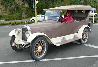 Studebaker Special Six Motor vehicle