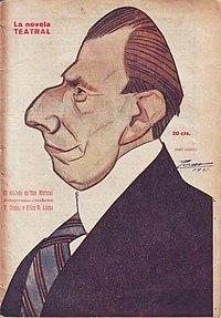 1921-03-27, La Novela Teatral, José Isbert, Tovar.jpg