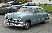1951 Ford (for taxicab use) Owner unknown.jpg