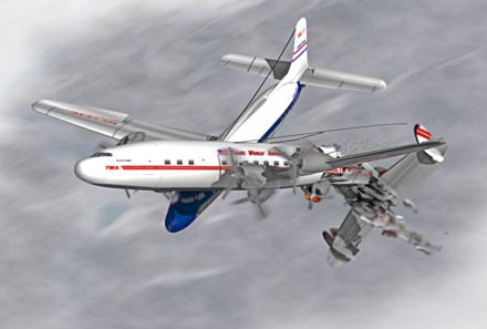 stanley 45 avion datând