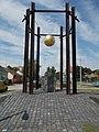 1956 Hungarian Revolution Memorial by Glória Berg, 2019 Csorna.jpg