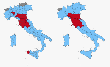 1963 Italian general election maps.png
