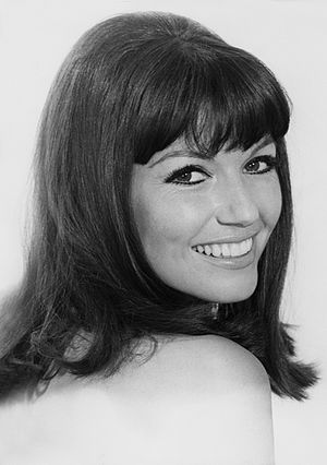Margitta Scherr - Scherr in 1967