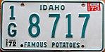 1971-73 Idaho License Plate.jpg
