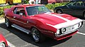 1971 AMC Javelin AMX red MD frontright.jpg