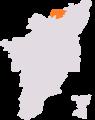 1971 delimitation vellore lok sabha constituency.png