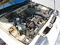 1990–1992 Proton Saga 1.5L saloon in Cyberjaya, Malaysia (16, Engine).jpg