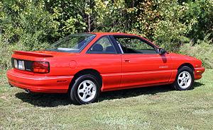 Oldsmobile Achieva - 1992 Oldsmobile Achieva SCX coupe