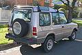 1993 Land Rover Discovery V8i 3-door wagon (2015-08-15) 03.jpg