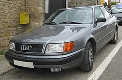 Audi 100 Sedan (1990–1994)
