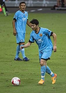 Indra Sahdan Daud Singaporean footballer