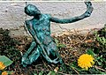 2. Jungle moves IV bronze sculpture 1987.jpg