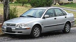 2000-2002 Volvo S40 (US)