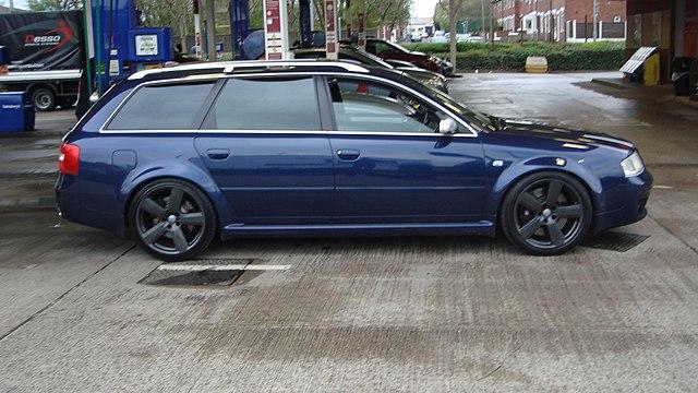 2003 Audi RS6 Avant (13648445084)