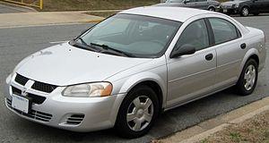 Dodge Stratus - Image: 2004 2006 Dodge Stratus 03 09 2011