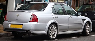 MG ZS - Facelift MG ZS 180 sedan
