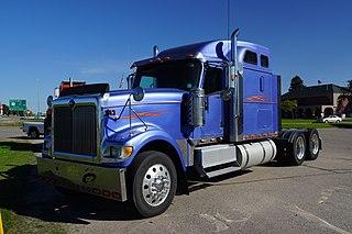 International 9000 Motor vehicle