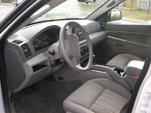 jeep grand cherokee wk wikipedia. Black Bedroom Furniture Sets. Home Design Ideas