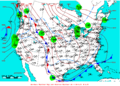 2007-02-10 Surface Weather Map NOAA.png
