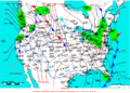 2007-02-18 Surface Weather Map NOAA.png
