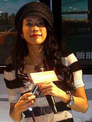 Sing girls - Karen Mok has appeared in five Stephen Chow films.