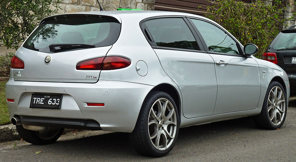 file 2008 2009 alfa romeo 147 jtd monza 5 door hatchback. Black Bedroom Furniture Sets. Home Design Ideas