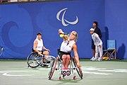 2008 Summer Paralympics Wheelchair tennis - women