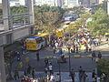 2008 Taipei IT Month Day9 Shifu Road taken from footbridge.jpg