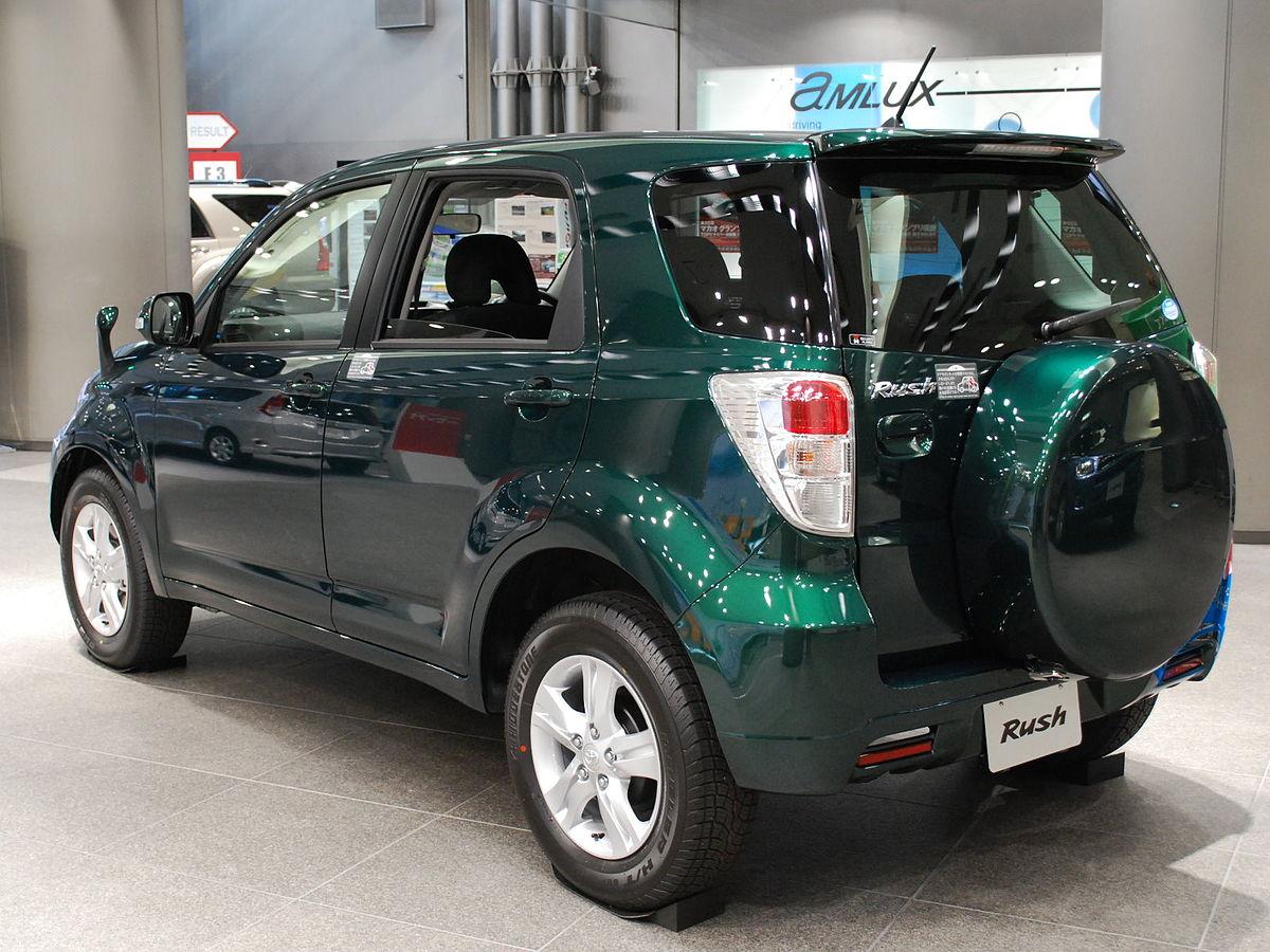 Kelebihan Kekurangan Toyota Rush 2008 Top Model Tahun Ini