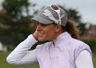 Paula Martí Spanish professional golfer, LPGA Tour member
