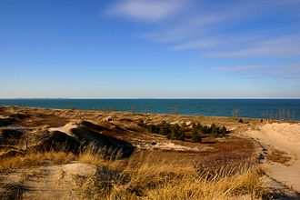 Indiana Dunes National Park - West Beach, Portage Indiana