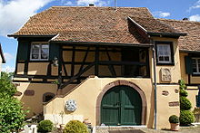 Jean paul sartre wikipedia hlne de beauvoirs house in goxwiller where sartre tried to hide from the media after being awarded the nobel prize fandeluxe Choice Image