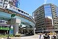 2010 07 21570 6839 Da'an District, Taipei, Heping Road, Fuxing Road, Taipei Metro Muzha Line, Viaducts, Composite bridges, Taiwan.JPG