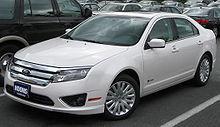 2010 Fusion Hybrid