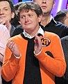 2011-11-13 Евгений Сморигин на юбилейном выпуске передач и КВН-50 (05).jpeg