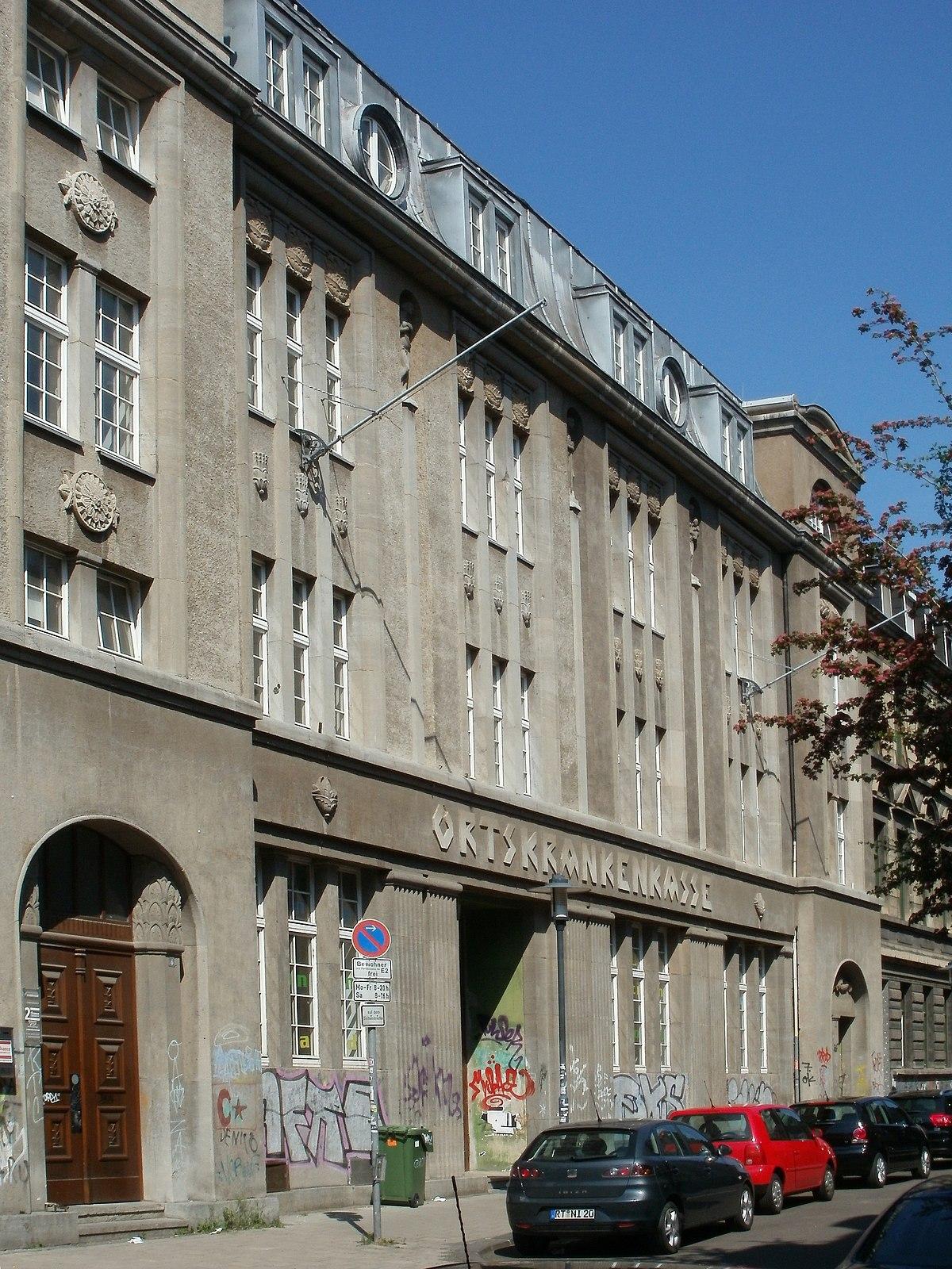 Jugendzentrum Försterstraße –