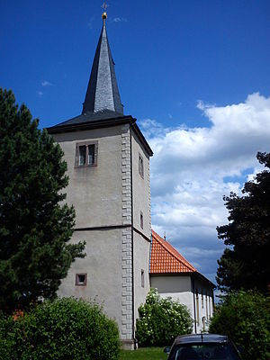 Adenstedt - Church of Adenstedt in 2012