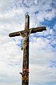 2012-09 Gmina Pawłowiczki 07 krzyż przydrożny.jpg