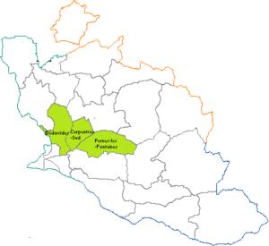 Vaucluse's 3rd constituency - Image: 2012 troisièmecirconscrip tiondevaucluse