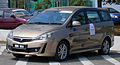 2012 Proton Exora Bold CFE Premium (Test Drive Car) in Glenmarie, Malaysia (02).jpg