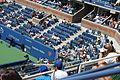 2012 US Open Novak Đ vs Rogerio D. Silva8.JPG