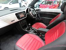 Vw Diesel Engines >> Volkswagen Beetle (A5) - Wikipedia