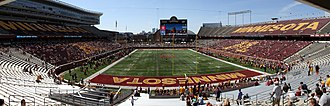 2013 Minnesota Golden Gophers football team - The 2013 Minnesota Spring Game had the highest attendance since the 1980s.