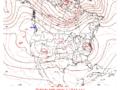 2013-05-08 500-Millibar Height Contour Map NOAA.png