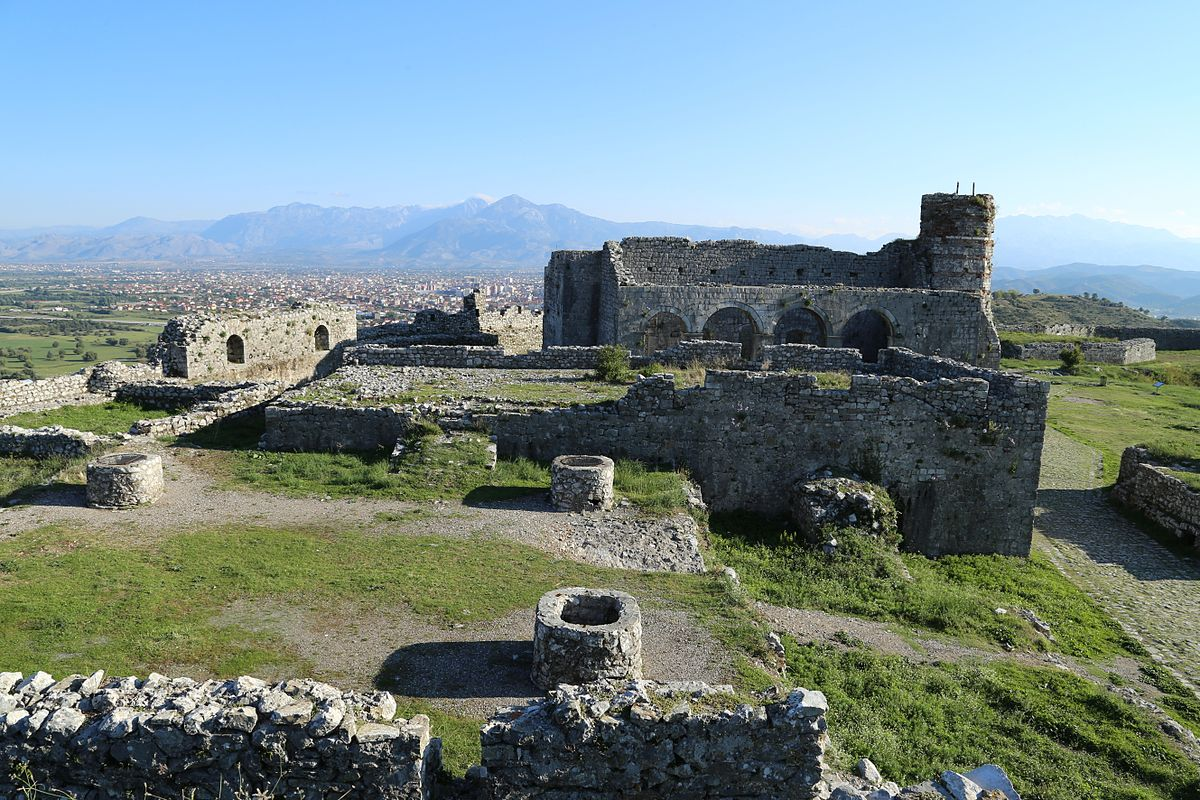 Shkoder and the fortress of Rozaf 43