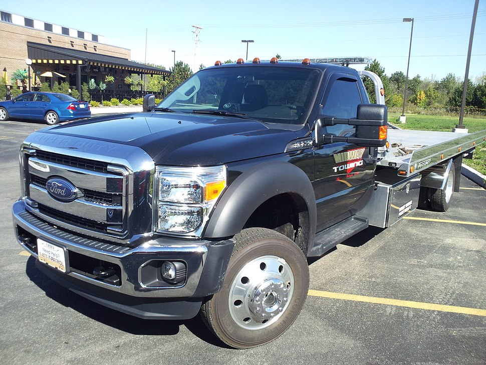 Ford Super Duty - Howling Pixel