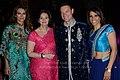 2014-06-04 Elizabeth Hurley, Cherie Blair,Chris Sullivan and Dame Kelly Holmes (11) (14577961454).jpg