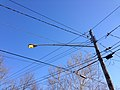 2014-12-26 12 17 49 Sodium vapor street light at the intersection of Pingree Avenue and Concord Avenue in Ewing, New Jersey.JPG
