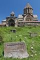 2014 Górski Karabach, Klasztor Gandzasar (43).jpg