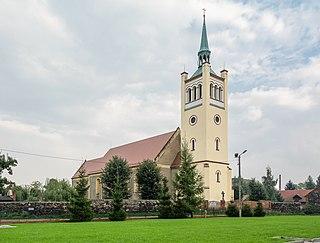 Przyłęk, Lower Silesian Voivodeship Village in Lower Silesian, Poland